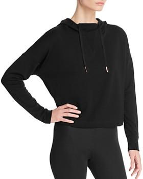 Beyond Yoga - Sedona Cropped Hooded Sweatshirt
