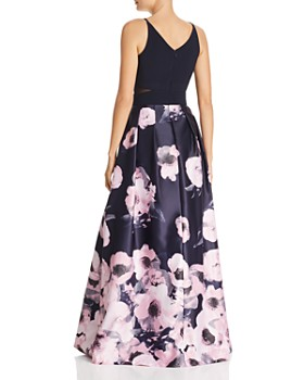 Avery G - Floral Ball Gown