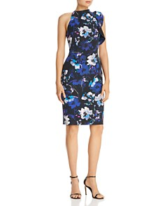 Black Halo - Pabla Floral Sheath Dress - 100% Exclusive