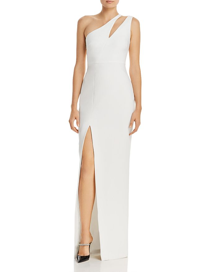 a9e99c7aaf33d LIKELY Roxy One-Shoulder Gown | Bloomingdale's