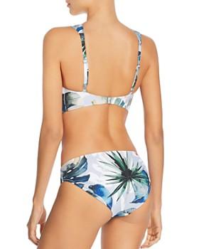 Red Carter - Las Palmas Plunge Bikini Top & Las Palmas Hipster Bikini Bottom