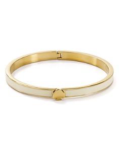 kate spade new york - Hinged Bangle Bracelet