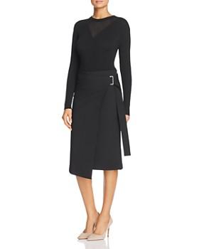 BOSS - Vavella Crossover Skirt
