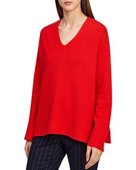 REISS - Serafina Wool & Cashmere Sweater
