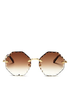 Chloé - Women's Rosie Octagonal Sunglasses, 58mm