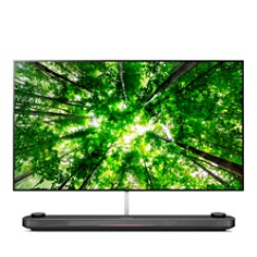 "LG - SIGNATURE OLED TV W8 - 4K HDR Smart TV with AI ThinQ®, 77"" Class #OLED77W8PUA"
