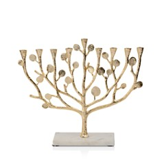Michael Aram - Botanical Leaf Menorah - 100% Exclusive