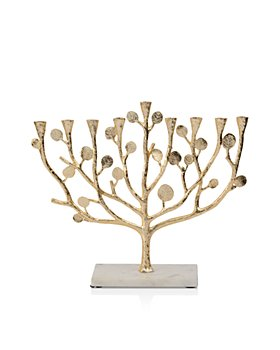 Michael Aram - Botanical Leaf Menorah