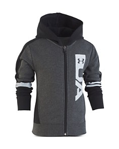 Under Armour - Boys' UA Rival Fleece Hoodie - Little Kid