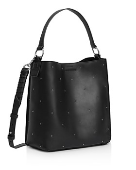 ALLSAINTS - Kathi North South Small Leather Tote