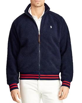 Polo Ralph Lauren - Zip-Front Sherpa Jacket