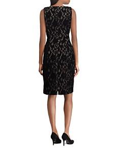 Ralph Lauren - Lace Sheath Dress
