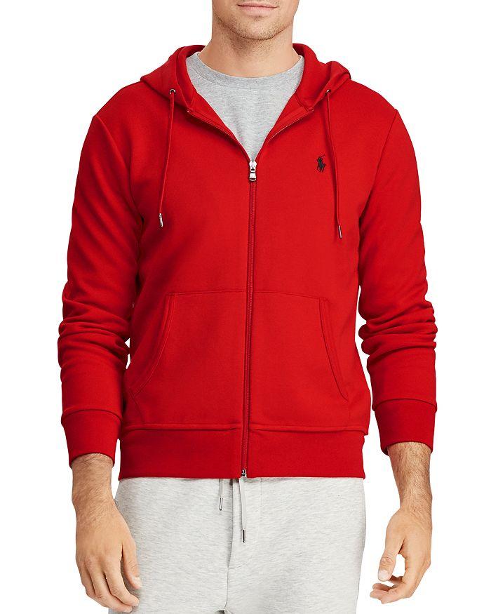 Polo Ralph Lauren - Double-Knit Zip-Front Hoodie