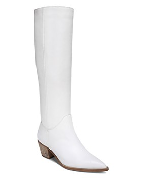 f6aac7a58 Sam Edelman - Women s Rowena Tall Slouchy Leather Boots ...