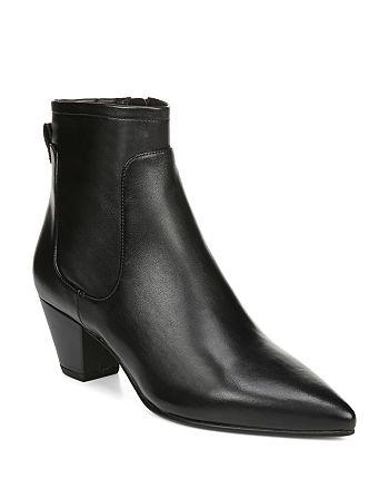 0ed100be8 Sam Edelman - Women s Karlee Block Heel Ankle Booties