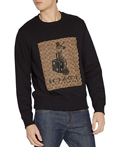 COACH - x Viper Room Signature Graphic Sweatshirt