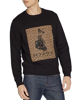 COACH - x Viper Room Signature Graphic Sweatshirt