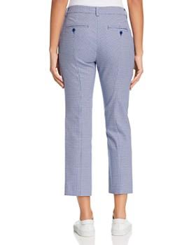 Weekend Max Mara - Sabato Geo-Print Cropped Pants