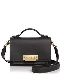 ZAC Zac Posen - Earthette Mini Accordion Leather Crossbody
