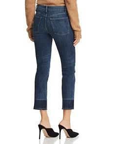 DL1961 - Instasculpt Mara Ankle Straight Jeans in Santorini