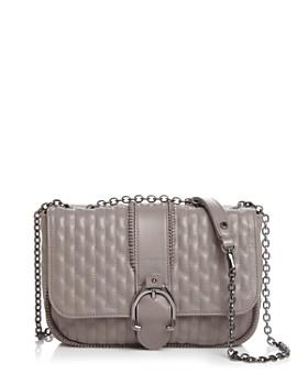 Longchamp - Amazone Matelassé Small Leather Shoulder Bag