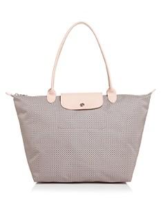 Longchamp Handbags Totes Satchels More Bloomingdale S