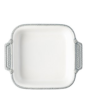 Juliska - Le Panier Grey Mist Square Baking Dish - 100% Exclusive