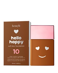 Benefit Cosmetics - Hello Happy Soft Blur Foundation