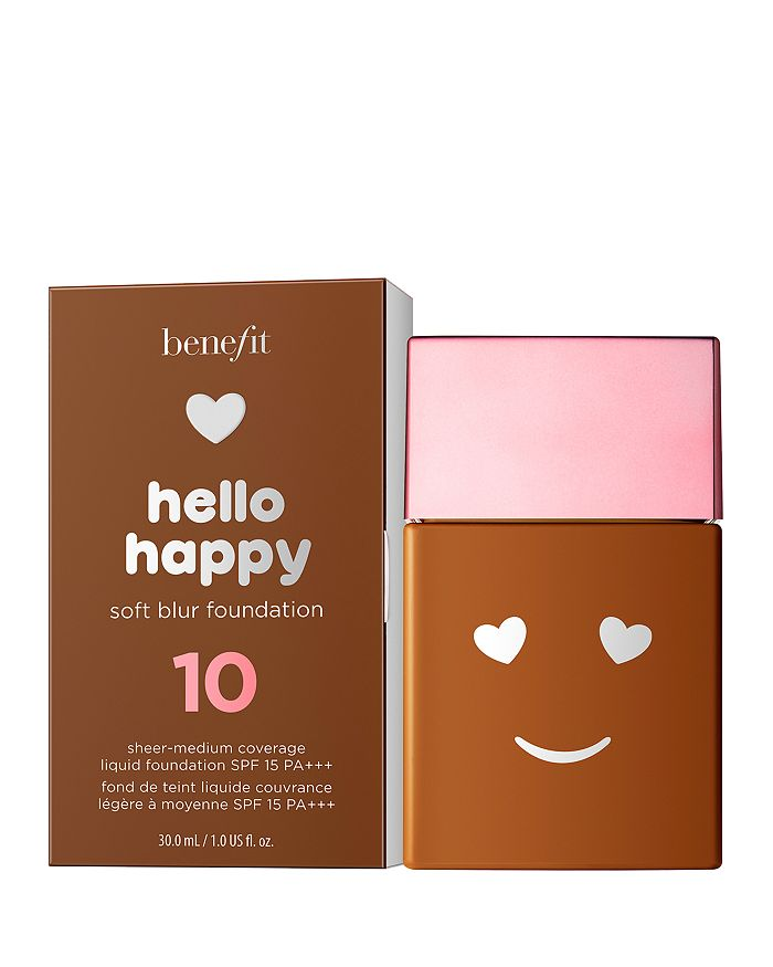 Benefit Cosmetics - Hello Happy Soft Blur Foundation