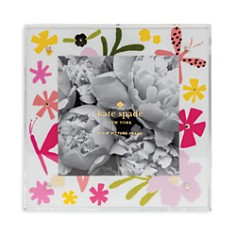 """kate spade new york - Baby Girl Picture Frame, 4"""" x 4"""""""