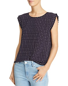 Joie - Laurelle Starburst Top