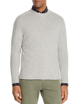 Billy Reid - Heirloom Saddle Tweed Sweater