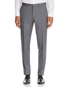 HUGO - Hets Glen Plaid Slim Fit Suit Pants - 100% Exclusive