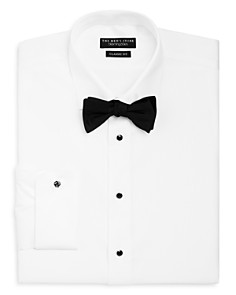 The Men's Store at Bloomingdale's - Classic Fit Tuxedo Shirt with Removable Stud