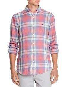 Vineyard Vines - Kings Point Plaid Slim Fit Button-Down Shirt