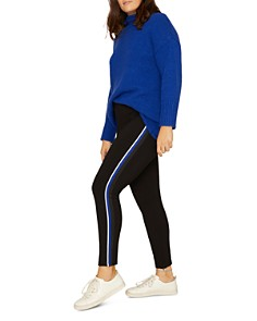Sanctuary Curve - Sport Stripe Track Pants