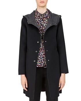 Gerard Darel - Mariel Hooded Coat