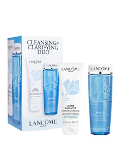 Lancôme - Bi-Facil & Crème Radiance Cleansing & Clarifying Duo ($66 value)