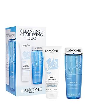 Lancôme BI-FACIL & CREME RADIANCE CLEANSING & CLARIFYING DUO ($66 VALUE)