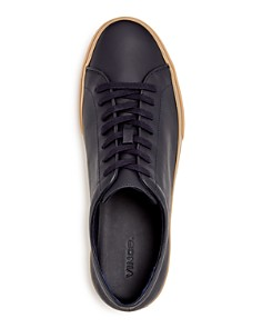 Vince - Men's Farrell Low-Top Leather Sneakers