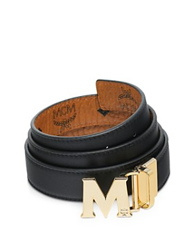 MCM - Women's Claus Medium Reversible Belt