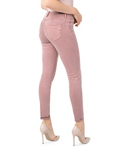 Liverpool - Piper Ankle Skinny Jeans in Luscious Pink