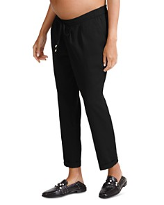 Ingrid & Isabel - Maternity Tapered Ankle Pants