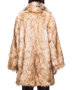 Zadig & Voltaire - Fury Faux-Fur Coat