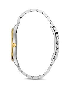 Bulova - Two-Tone Diamonds Watch, 40mm