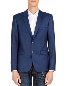 f7687580c0eb5e Ted Baker Kubratj Debonair Semi-Plain Slim Fit Wool Sport Coat ...