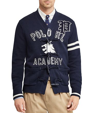 Polo Ralph Lauren - Logo-Patch Toggle-Button Cardigan