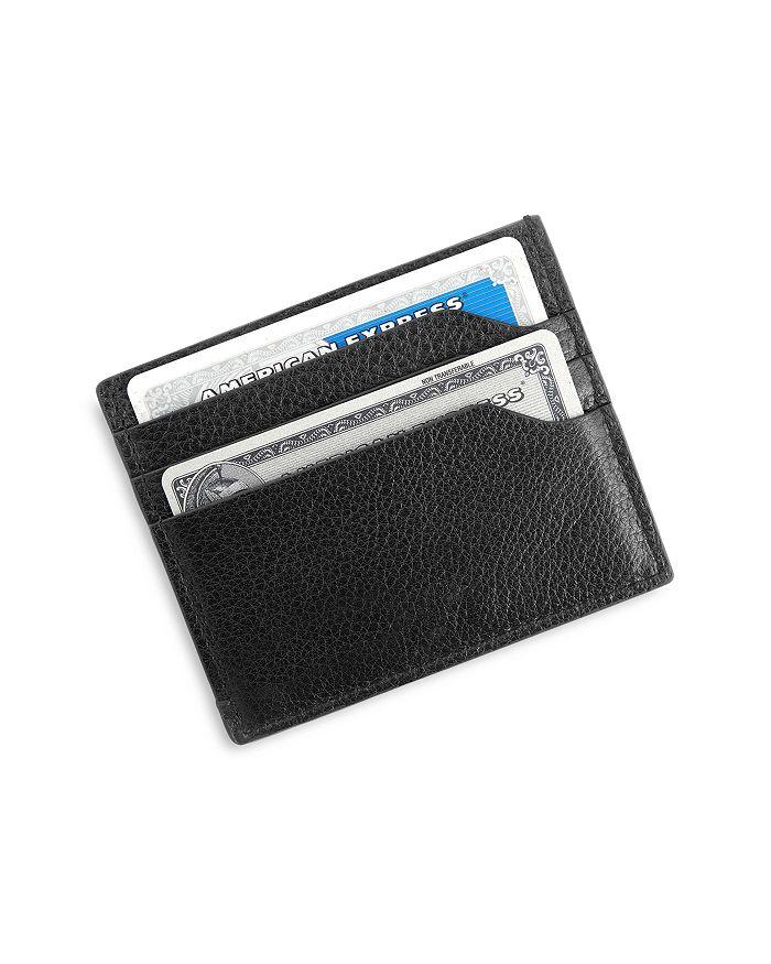 royce new york leather rfid blocking card case wallet bloomingdale s leather rfid blocking card case wallet