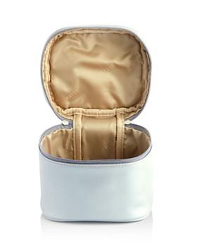 ROYCE New York - Leather Top Handle Cosmetics Case