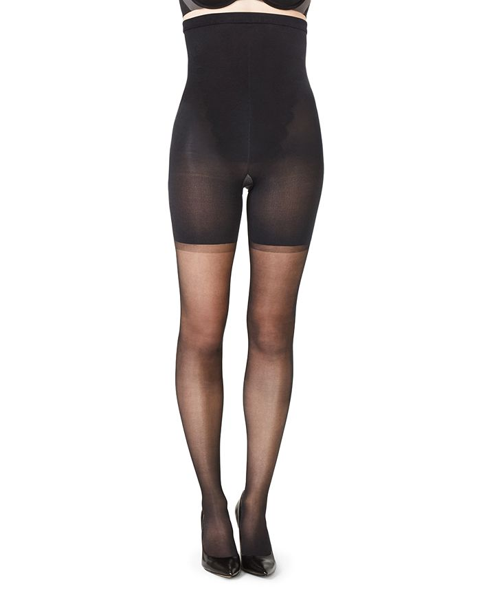 473cef658e9 SPANX® - Firm Believer High-Rise Shaping Sheer Tights